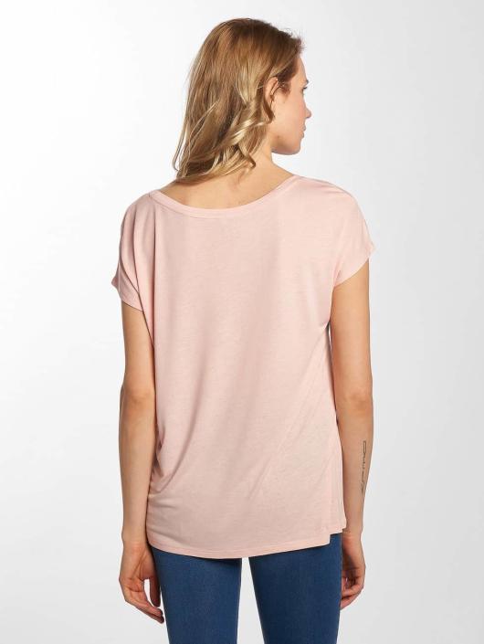 Stitch & Soul T-Shirt Enjoy Love rosa