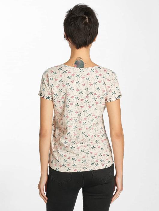 Stitch & Soul T-Shirt Aloha rose