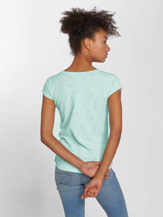 Stitch & Soul T-Shirt Flamingo turquoise