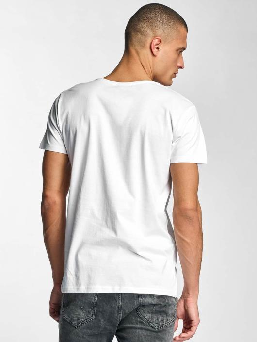 Stitch & Soul T-Shirt Hang Aroun white