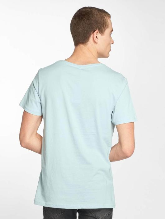 Stitch & Soul T-Shirty Cali niebieski