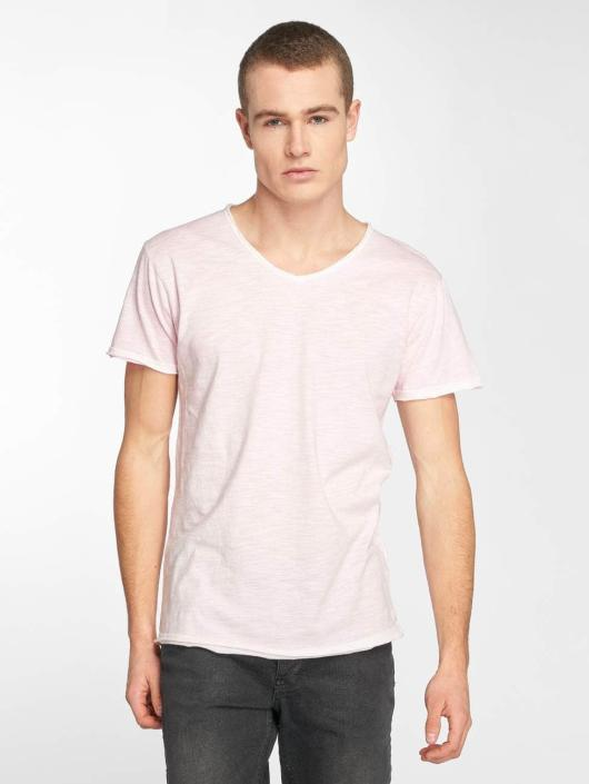 Stitch & Soul T-Shirty Basic rózowy
