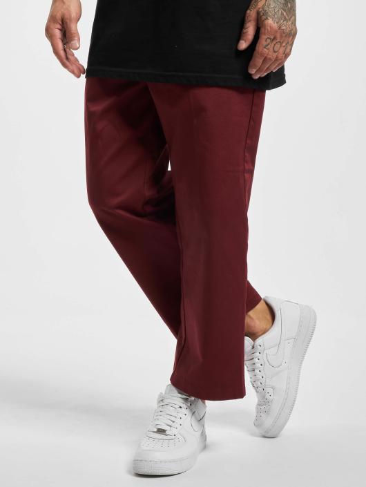 Stüssy Pantalon chino Big Boi rouge