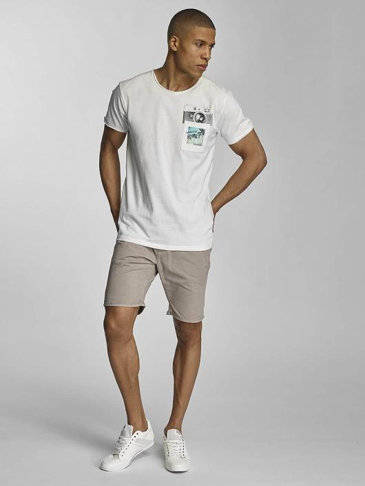 Sublevel Camiseta Summer Vibes Only blanco