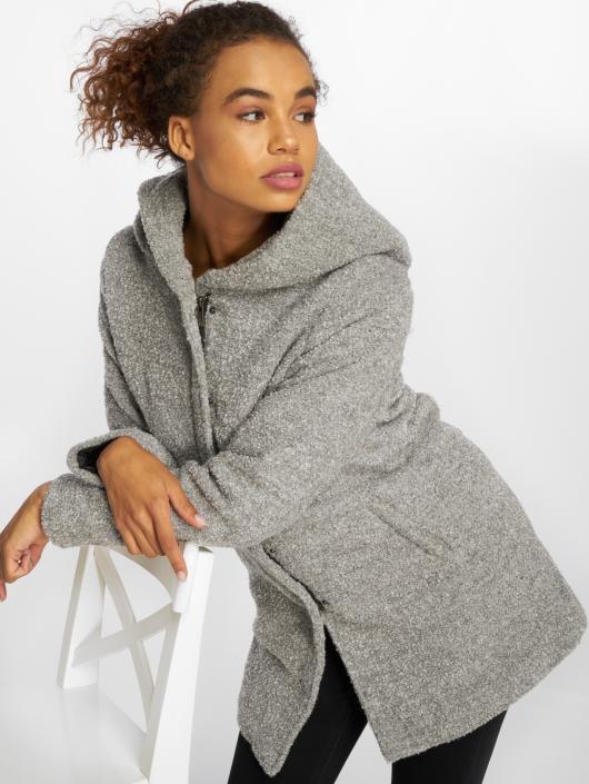 Sublevel Coats Hood grey