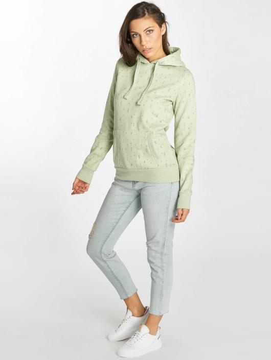 Sublevel Hoodie Feder green