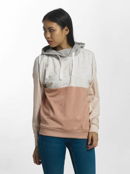 Sublevel Hoody Blocky rosa