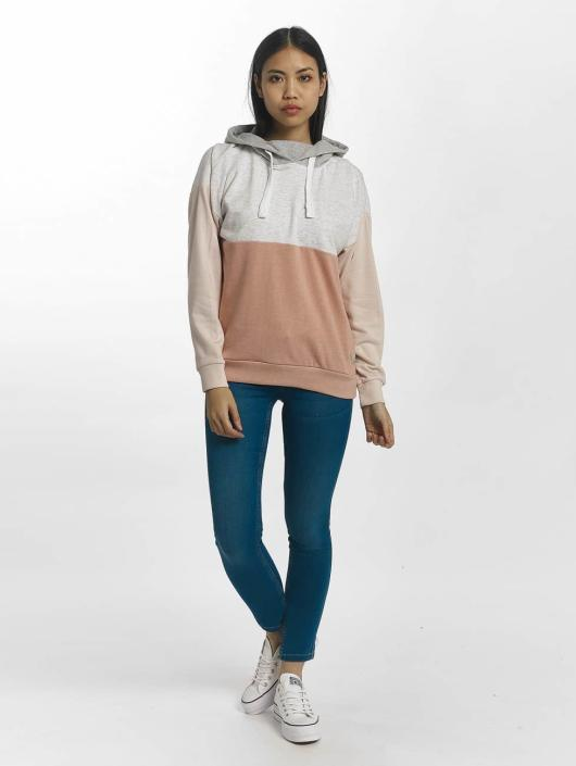 Sublevel Hoody Blocky rose