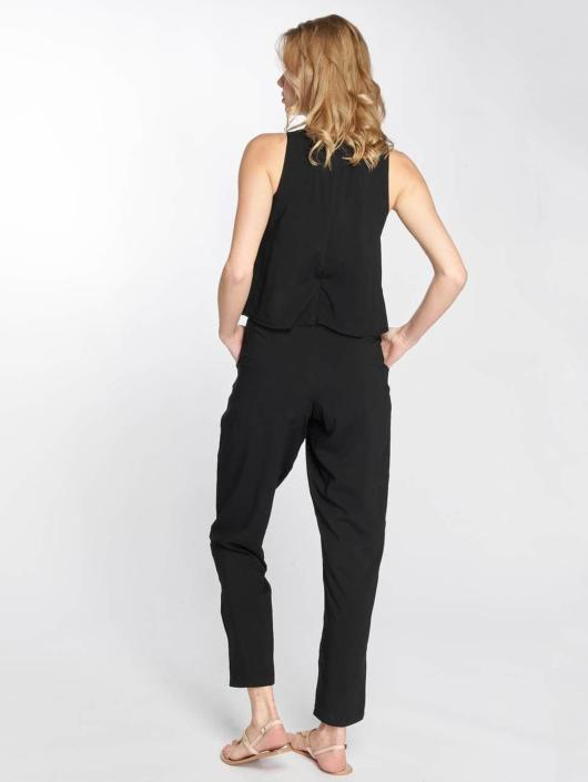 c13a9c9e50f2dc Sublevel Damen Jumpsuit Zipper in schwarz 483358