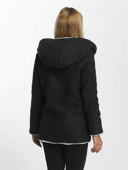 Sublevel Kåper Hooded Coat grå
