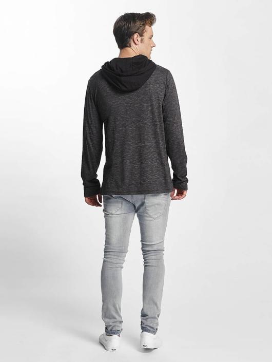 Sublevel Longsleeve Two-Tone grey