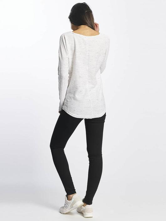 Sublevel Longsleeve Oversize white