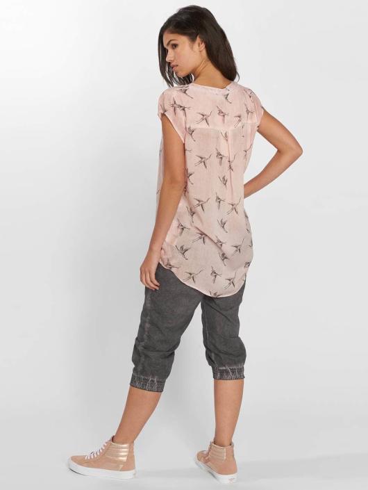 Sublevel Pantalon chino Capri gris