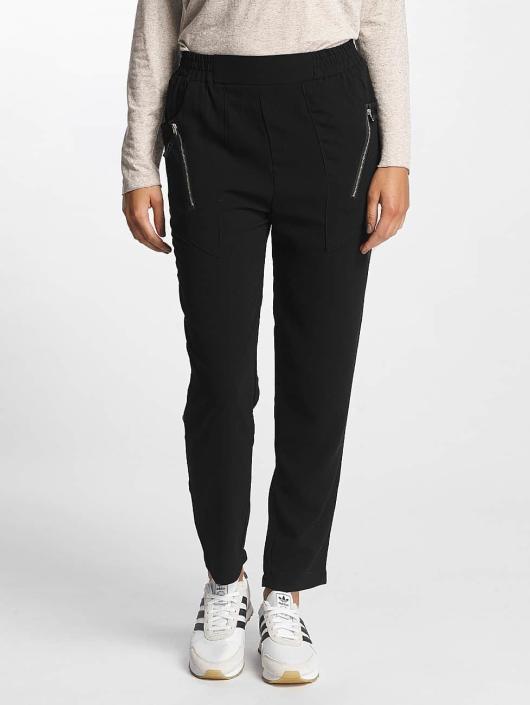 Sublevel Pantalon chino Lucia noir