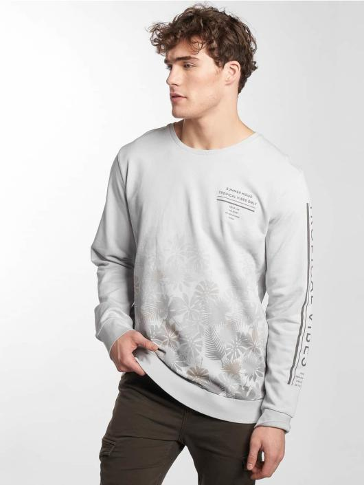 Sublevel Pullover Summer Mood gray