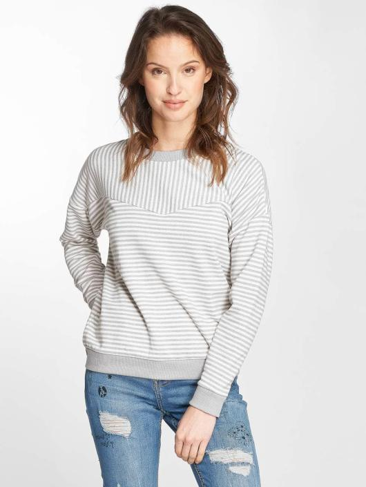 Sublevel Pullover Striped gray