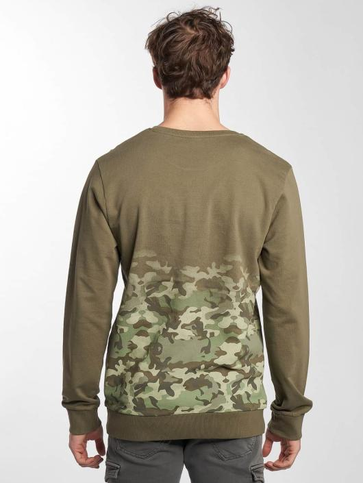 Sublevel Pullover nyc Youth olive