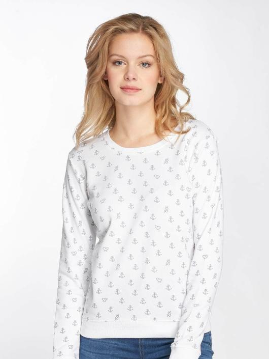 Sublevel Pullover Maritime white