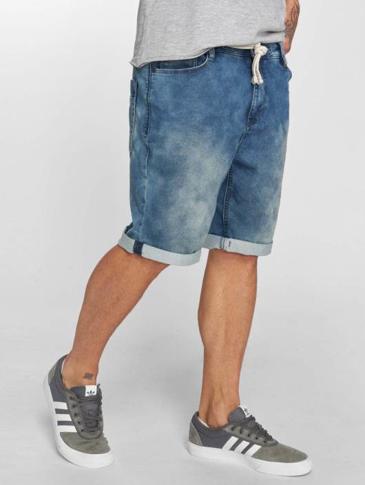 Sweat Short Sublevel Bleu Optics Denim 493908 Homme EDWH2Ibe9Y