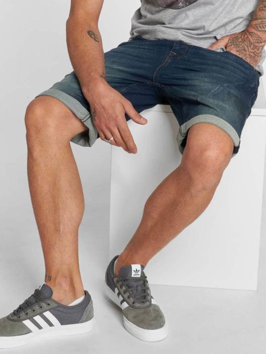 Sublevel Shorts Sweat Denim Optics blau
