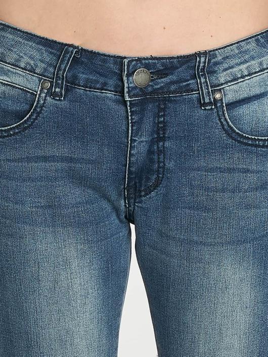 Sublevel Skinny Jeans Stripe blue