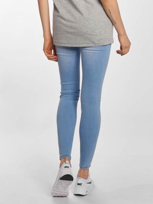 Sublevel Skinny Jeans Scala niebieski