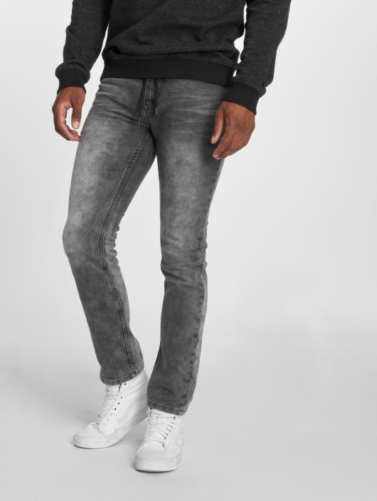 Sublevel Slim Fit Jeans Denim šedá