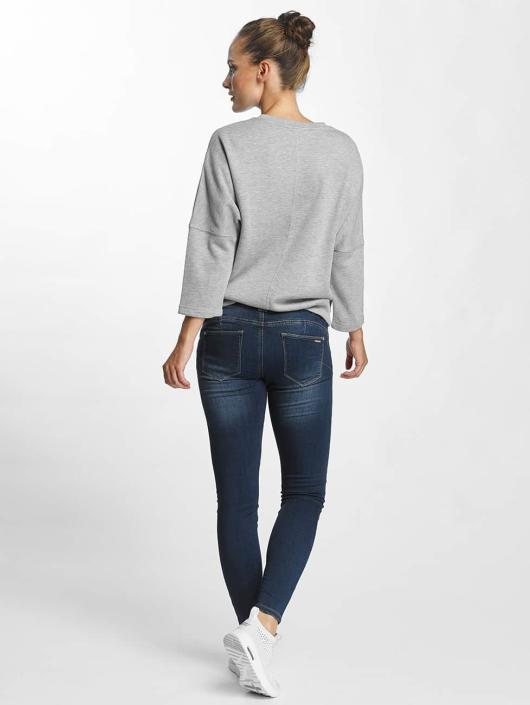 Sublevel Straight Fit Jeans Straight Fit blå