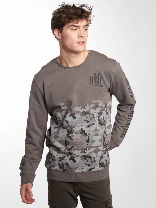Sublevel Sweat & Pull nyc Youth gris