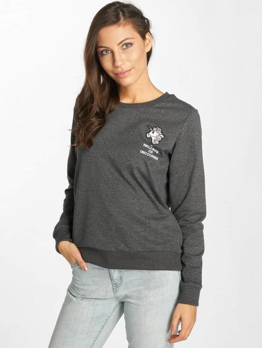 Sublevel Sweat & Pull Unicorn gris