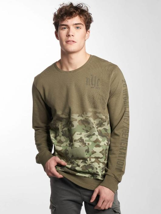 Sublevel Sweat & Pull nyc Youth olive