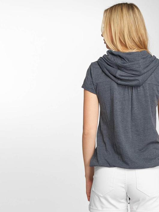 Sublevel T-Shirt Hooded blue