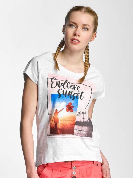 Sublevel T-Shirt Endless Sunset grau