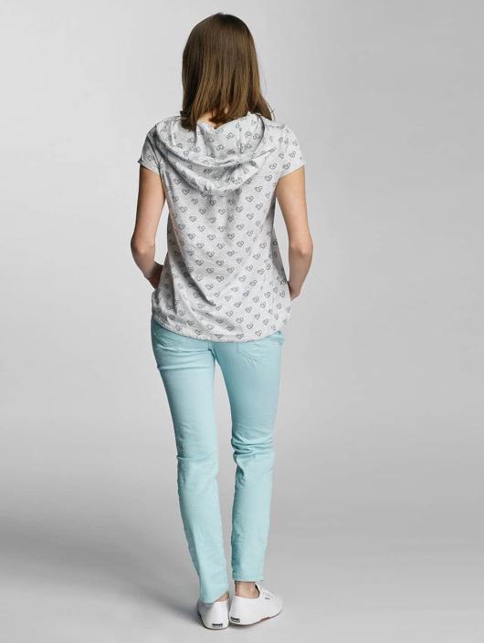 Sublevel T-Shirt Hearts grau