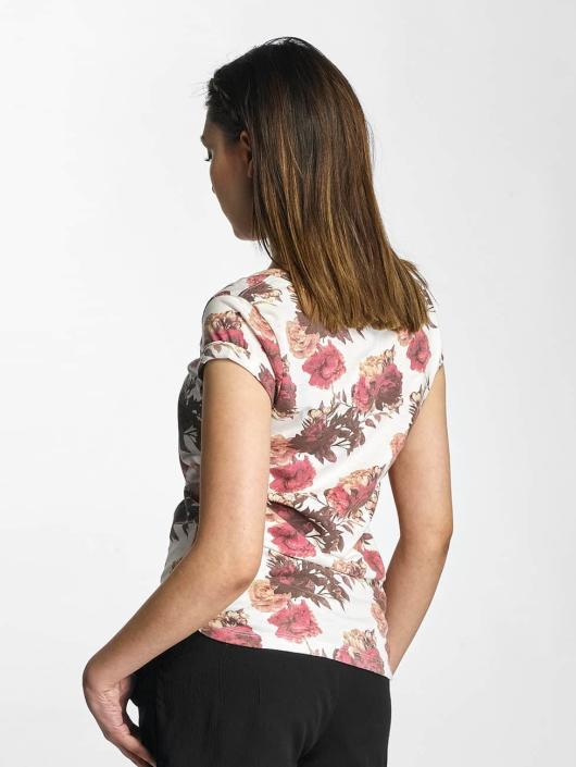 Sublevel T-Shirt Roses grau