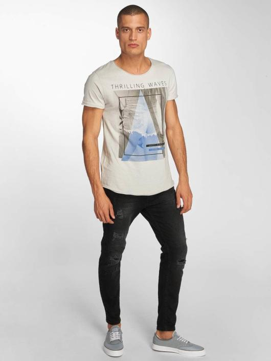 Sublevel T-Shirt Beachlife gray