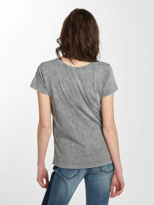 Sublevel T-Shirt Bonjour gray