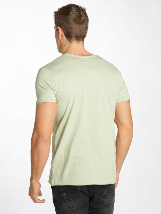Sublevel T-Shirt Palms green