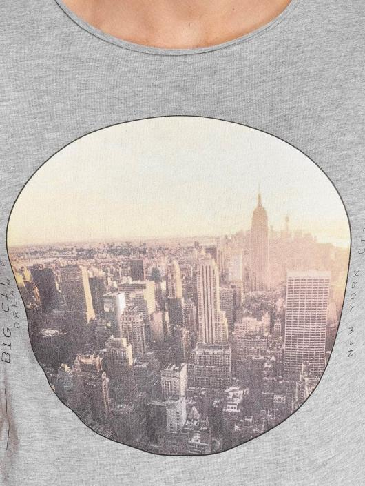 Sublevel t-shirt NY grijs