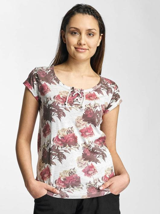 346430 Gris Femme Roses T Sublevel shirt 0kXNwO8nP