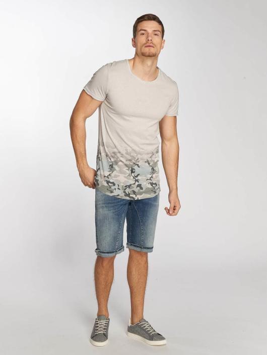 Sublevel shirt Gris T Homme Deep 449267 Camo WxBrdoeC
