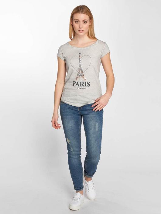 Sublevel T-Shirt PARIS gris