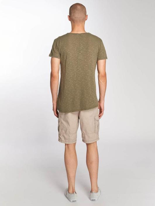 Sublevel T-Shirt Ripp olive