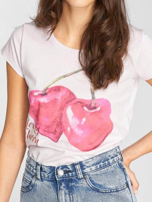 Sublevel T-Shirt Cherry purple