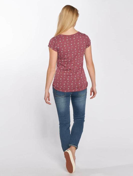 Sublevel T-Shirt SAILOR rot