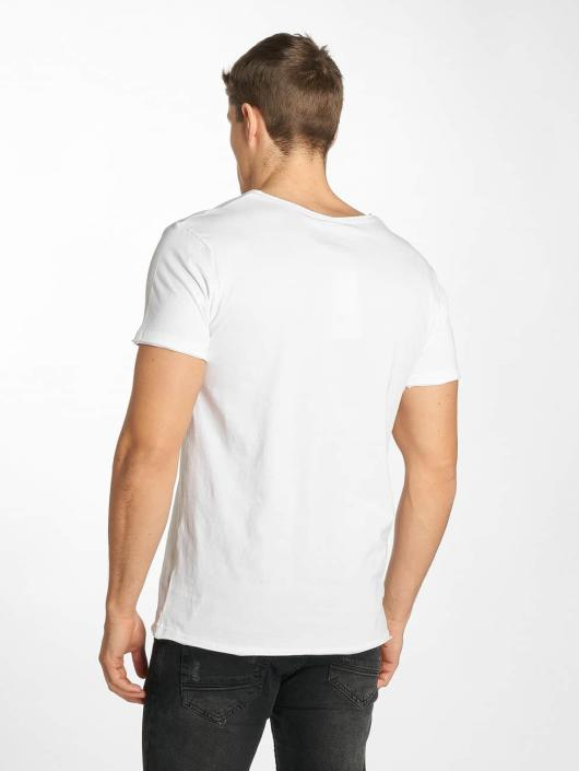 Sublevel T-Shirt Palms white