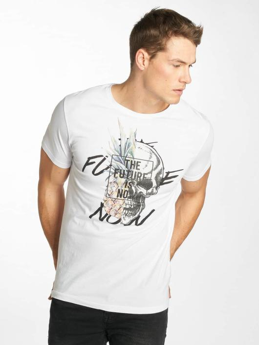 Sublevel T-Shirt Future white