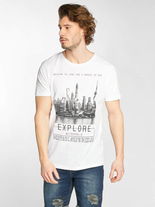 Sublevel T-Shirt Metro white