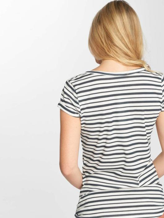 Sublevel T-Shirt Stripes white