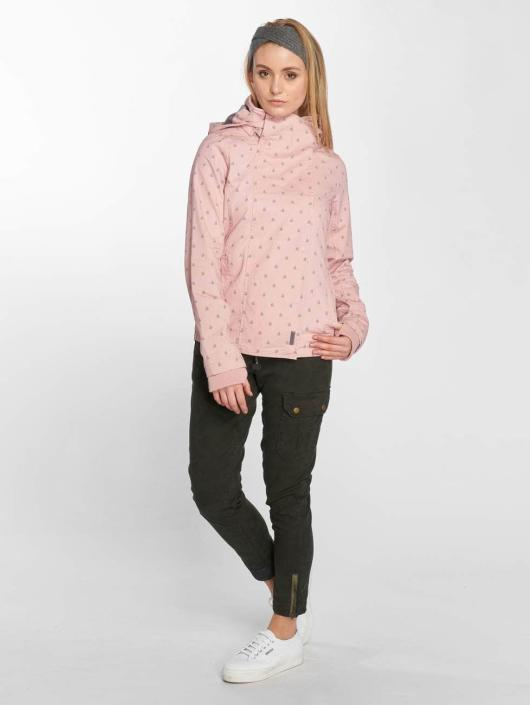 Sublevel Übergangsjacke Hooded rosa